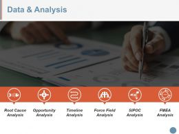Data And Analysis Ppt Sample File