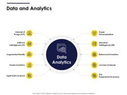 Data And Analytics Ppt Powerpoint Presentation Inspiration Files
