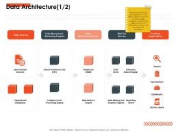 Data Architecture Extract Ppt Powerpoint Presentation Summary Introduction
