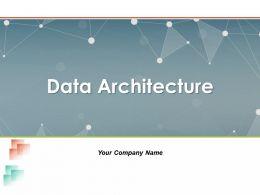 Data Architecture Powerpoint Presentation Slides