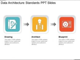 Data Architecture Standards Ppt Slides