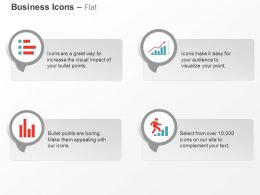 Data Bar Graph Success Growth Ppt Icons Graphics