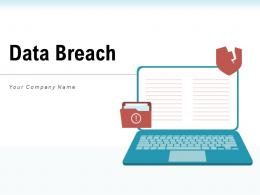 Data Breach Representing Exposed Project Server Computer Illustrating