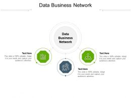 Data Business Network Ppt Powerpoint Presentation Summary Outline Cpb