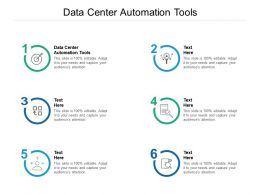 Data Center Automation Tools Ppt Powerpoint Presentation Icon Microsoft Cpb