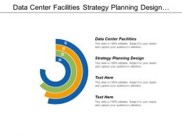Data Center Facilities Strategy Planning Design Business Process Service Cpb
