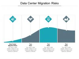 Data Center Migration Risks Ppt Powerpoint Presentation Styles Demonstration Cpb
