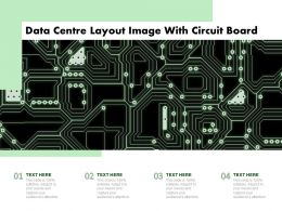 Data Centre Layout Image With Circuit Board
