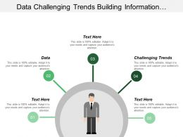 Data Challenging Trends Building Information Measurement Technique