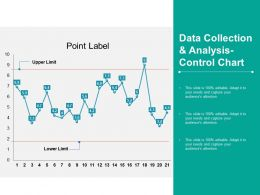 Data Collection And Analysis Control Chart Ppt Styles Icon