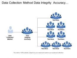 Data Collection Method Data Integrity Accuracy Basis Statistics