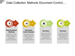 Data Collection Methods Document Control System Implementation Plan Cpb