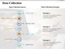 Data Collection Ppt Styles Inspiration