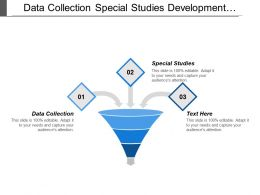 Data Collection Special Studies Development Partners Country Accountability