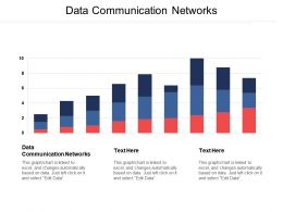 Data Communication Networks Ppt Powerpoint Presentation File Picture Cpb