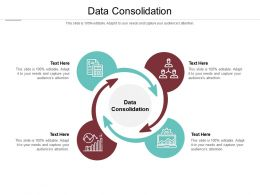 Data Consolidation Ppt Powerpoint Presentation Show Graphics Template Cpb