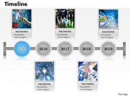 Data Display Business Timeline Roadmap 0114