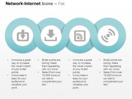 Data Download Wifi Internet Ppt Icons Graphics