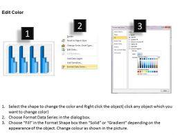 Data Driven 3D Column Chart For Data Analysis Powerpoint Slides