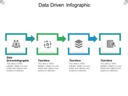 Data Driven Infographic Ppt Powerpoint Presentation Slides Influencers Cpb