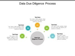 Data Due Diligence Process Ppt Powerpoint Designs Download Cpb