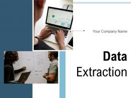 Data Extraction Process Analysis Transformation Requirements
