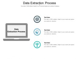Data Extraction Process Ppt Powerpoint Presentation File Outline Cpb