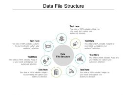 Data File Structure Ppt Powerpoint Presentation Summary Background Designs Cpb