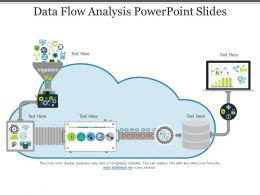 Data Flow Analysis Powerpoint Slides
