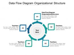Data Flow Diagram Organizational Structure Ppt Powerpoint Presentation Infographic Template Inspiration Cpb