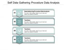 Data Gathering Procedure Data Analysiscpb Ppt Powerpoint Presentation Inspiration Example Topics Cpb
