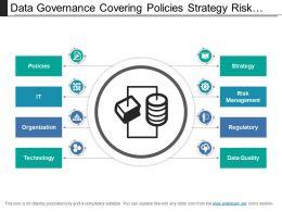 Data Governance Covering Policies Strategy Risk Management Regulatory