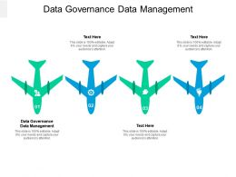 Data Governance Data Management Ppt Powerpoint Presentation Pictures Microsoft Cpb