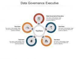 Data Governance Executive Ppt Powerpoint Presentation Slides Gridlines Cpb