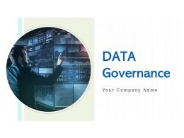 Data Governance Powerpoint Presentation Slides