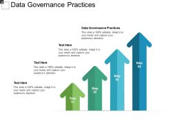 Data Governance Practices Ppt Powerpoint Presentation Icon Graphic Images Cpb