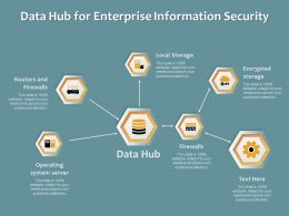 Data Hub For Enterprise Information Security