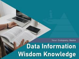 Data Information Wisdom Knowledge Judgements Pyramid Decision Making