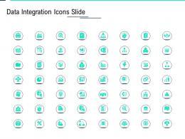 Data Integration Icons Slide Data Integration Ppt Powerpoint Presentation Professional Show