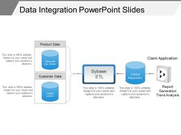 Data Integration Powerpoint Slides