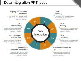 Data Integration Ppt Ideas