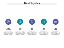 Data Integration Ppt Powerpoint Presentation Infographic Template Graphics Cpb