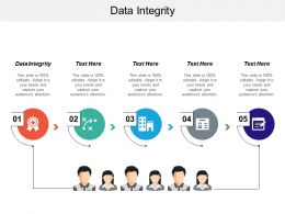 Data Integrity Ppt Powerpoint Presentation Ideas Deck Cpb