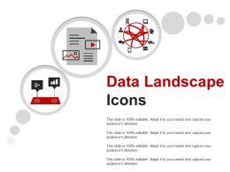 Data Landscape Icons