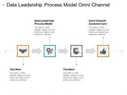 Data Leadership Process Model Omni Channel Customer Care Cpb
