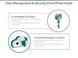 Data Management And Security Powerpoint Guide