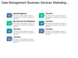Data Management Business Services Marketing Corporate Leadership Development Cpb