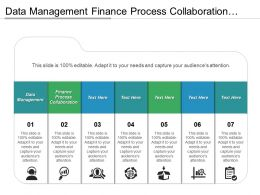 data_management_finance_process_collaboration_model_risk_management_cpb_Slide01