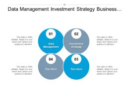 Data Management Investment Strategy Business Opportunities Globalization Strategy Cpb