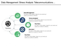 data_management_stress_analysis_telecommunications_marketing_survey_analysis_cpb_Slide01